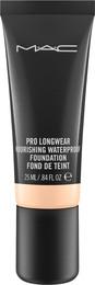 MAC Pro Longwear Nourishing Waterproof Foundation NC15