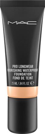 MAC Pro Longwear Nourishing Waterproof Foundation NC 25