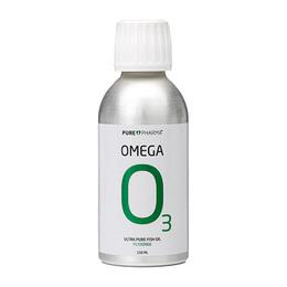 Puori O3 fiskeolie m. citrus 150 ml