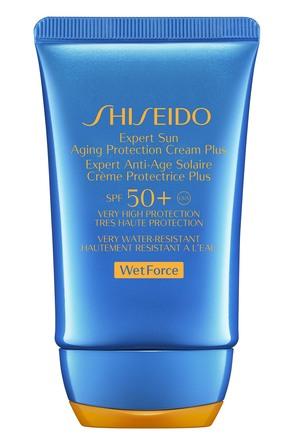 Shiseido Sun Cream Face SPF 50+ 50 ml