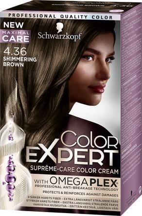 Schwarzkopf Color Expert 4.36 Shimmering Br