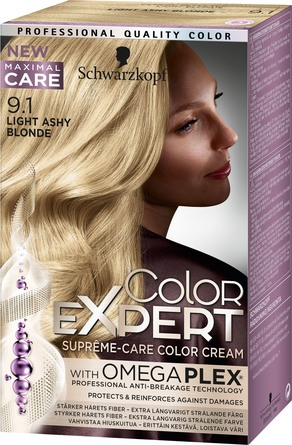 Schwarzkopf Color Expert 9.1 Light Ashy Bl