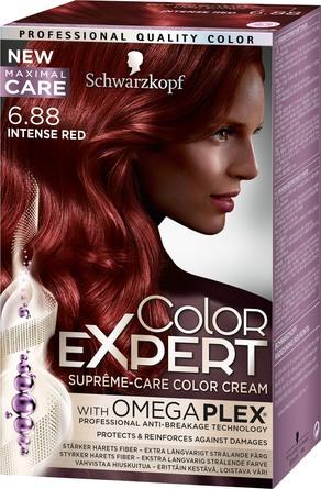 Schwarzkopf Color Expert 6.88 Intense Red