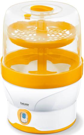 Beurer BY76 Dampsterillisator til sutteflakser BY76