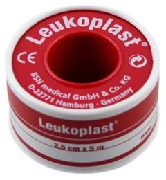 Nygaard Leukoplast 5 m x 2,5 cm