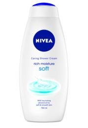 Nivea Creme Soft Shower Cream 750 ml