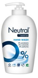 Neutral Flydende Håndsæbe 250 ml