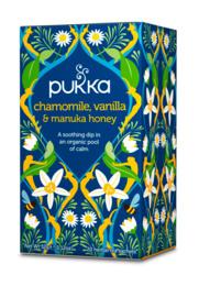 Pukka Chamomile & Vanilla Te Øko 20 breve