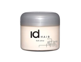 Id Hair Soft Silver Wax 100 ml