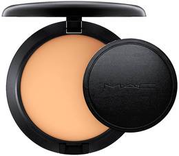MAC Next To Nothing Pressed Powder Dark
