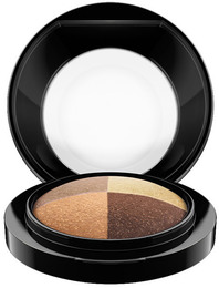 MAC Mineralize Eye Shadow (Quad) Golden Hours Golden Hours