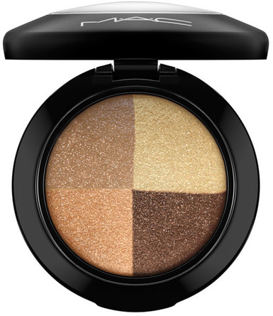 MAC Mineralize Eye Shadow Quad Golden Hours