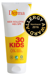 Derma Sol Derma Kids Sollotion SPF30 200 ml
