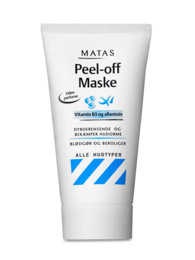 Matas Striber Matas Peel-off Maske 80 ml