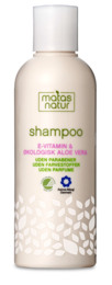 Matas Natur Aloe Vera & E-Vitamin Shampoo 200 ml