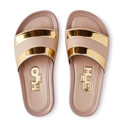 H2O Icon sandal, Beige/Gold str. 39