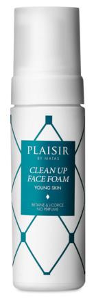 Plaisir Clean Up Face Foam 150 ml