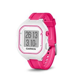 Garmin Forerunner 25 Hvid/Pink HRM
