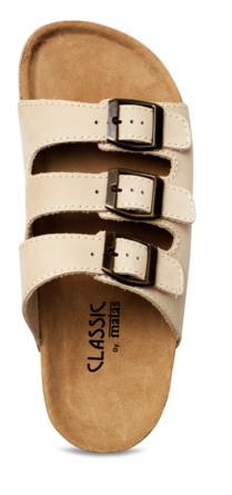 542ffe50743c Matas Material Sund Sandal Classic beige str. 38