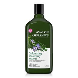 Avalon Organics Volumizing Rosemary Shampoo 325 ml