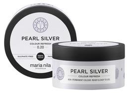 Maria Nila Colour Refresh Pearl Silver 0.20, 100ml