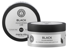 Maria Nila Colour Refresh Black 2.00 100 ml