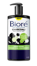 Bioré Charcoal Cleanser 200 ml