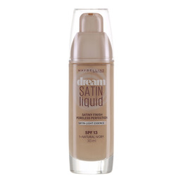 Maybelline Dream Satin Liquid 001 Natural Ivory