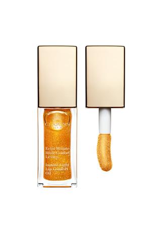 Clarins Instant Comfort Lip Oil 07 Honey Glam