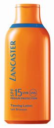 Lancaster Sun Care Tan Lotion Spf15 400 ml