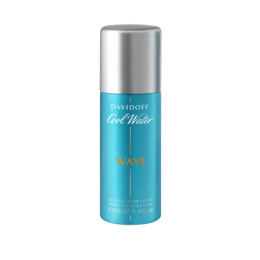 Davidoff Cool Water Man Wave Deodorant Spray 150 ml