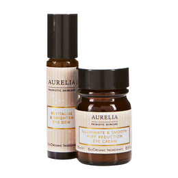 Aurelia Eye Revitalising Duo 10 ml. + 15 ml.