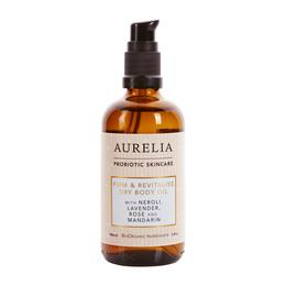 Aurelia Firm & Revitalise Dry Body Oil 100 ml.