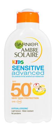 Ambre Solaire Kids Resisto Milk SPF50+ 200 ml