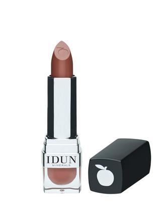IDUN Minerals Lipstick Matte Lingon