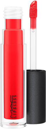 MAC Lipglass Russian Red