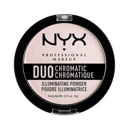 Duo Chromatic Illuminating Powder - Snow Rose