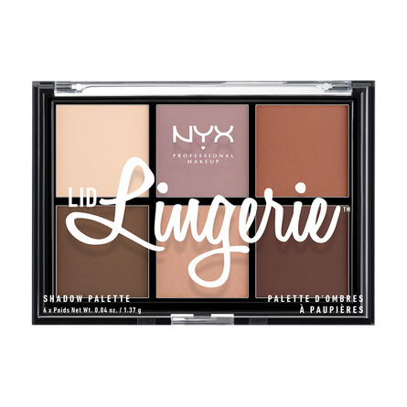 NYX PROFESSIONAL MAKEUP NYX PROF. MAKEUP Lingerie Shadow Palette