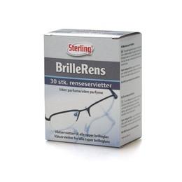 Sterling brillerens servietter 30 stk