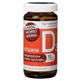 Vitamin D 10 µg Livol 150 tab