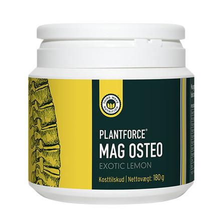 Mag Osteo lemon Plantforce 160 g