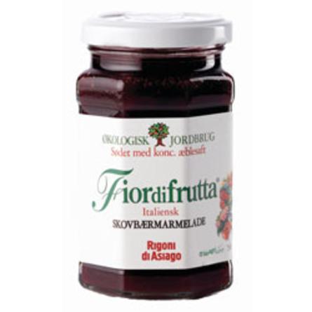 Marmelade skovbær italiensk Ø 250 g