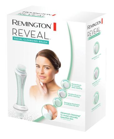 Remington FC1000 Reveal Rensebørste til Ansigtet