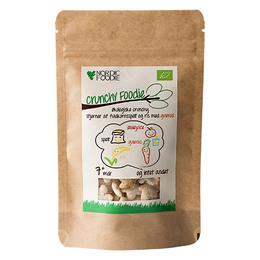 Crunchy Foodie m. gulerod Ø 15 g