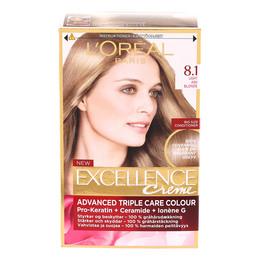 L'Oréal Paris L'Oreal Excellence 8,1 lysblond