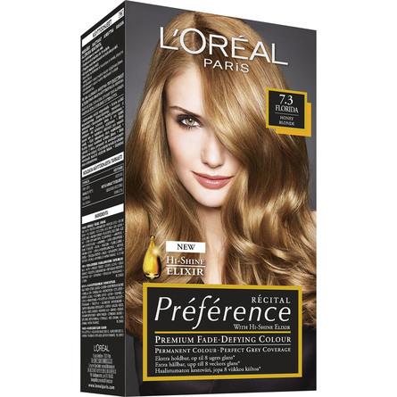 L'Oréal Paris Récital Préférence 7.3 Florida Honey Blond