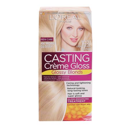 L'Oréal Paris L'Oréal Casting Glossy Blonds 1021 Clair Pearl
