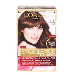 L'Oréal Excellence 5.32 Sol. Brown 1 stk.