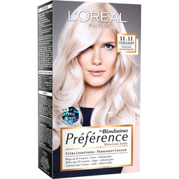 Préference Blondissim UltraLight 11.11 Silver