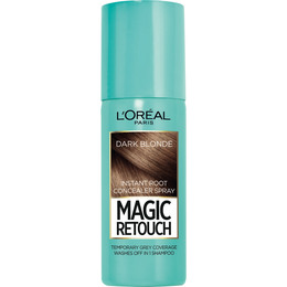 L'Oréal Paris Magic Retouch Farvespray 4 Mørkeblond 75 ml